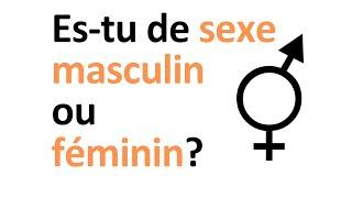 Test rapide de la personnalité: Es-tu plus une femme ou un homme??