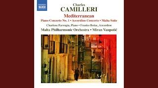 Accordion Concerto: I. Andante moderato