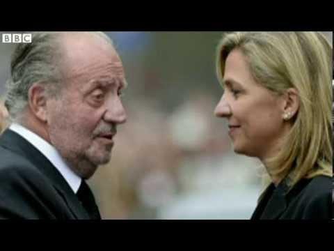 Spanish Princess Cristina summoned over fraud
