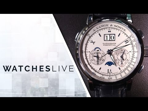 Watches Live: Calendar Watches! Perpetual Calendars, Annual Calendars, Complete Calendars