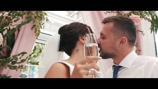 свадьба для самых близких в пудровом цвете