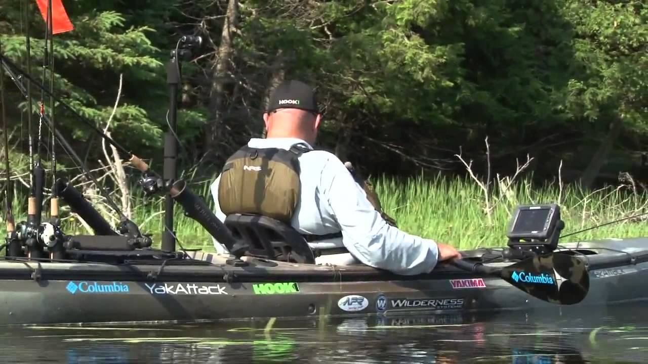 Nrs chinook fishing pfd with chad hoover youtube for Nrs chinook fishing pfd