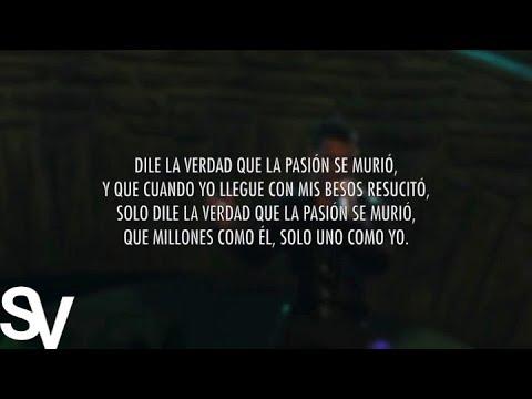 Dile La Verdad (Video Letra Oficial) - Tito El Bambino Ft. De La Ghetto