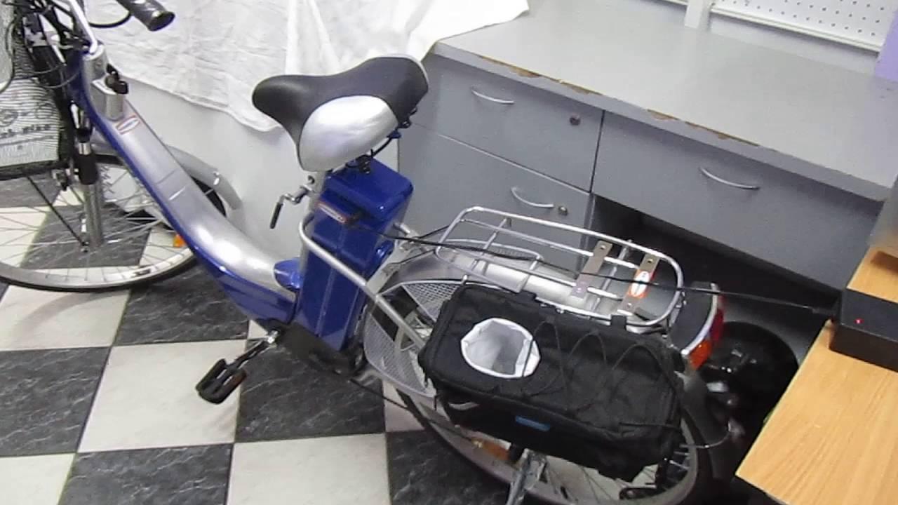 Электровелосипед Иж Байк - видеообзор от компании Klimat-56 (Оренбург)