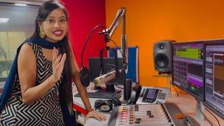 अचानक क्यों जाना पड़ा Radio City🔥 | Traveling to Ranchi Radio City 91.9 FM | Jyoti shree |JSM Vlogs