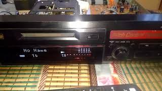 Минидисковый рекордер Sony MDS-JE530