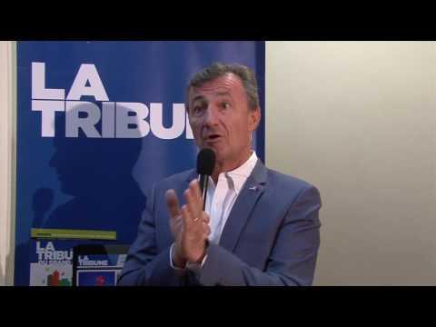 La Tribune de... Bernard Charlès - Dassault Systèmes