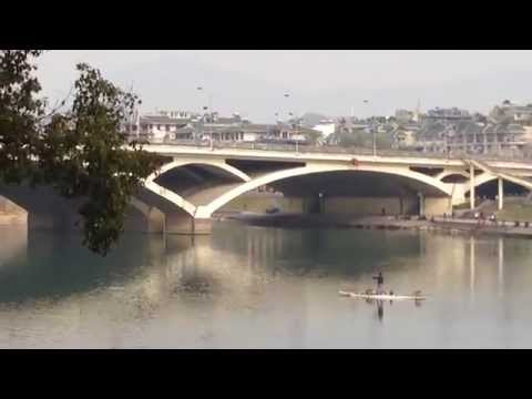 Guilin City Tourist Attractions 桂林市区风光 (16 Jan 2014)