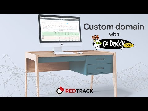 Setting up custom domain on GoDaddy