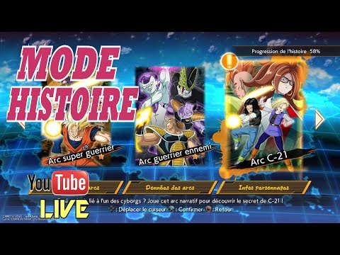 DRAGON BALL FIGHTERZ: Mode Histoire: Arc C-21