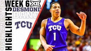 Desmond Bane | Player of the Week