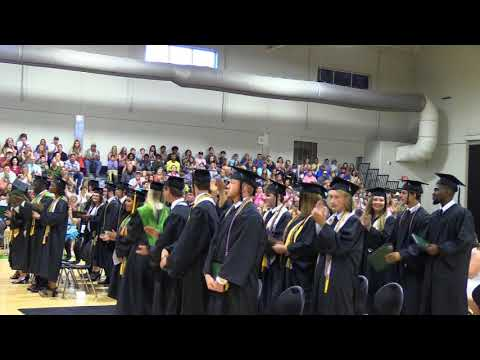 Gamble Music Productions And Archive / Pataula Charter Academy / May 25, 2018 Graduation