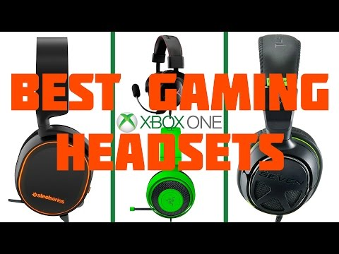 Best xbox one gaming headset with mic monitoring