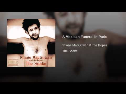 A Mexican Funeral in Paris
