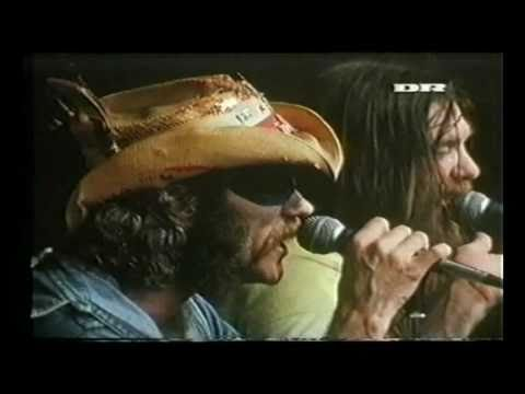"""Dr Hook And The Medicine Show - """"The Freakers Ball""""   From Denmark 1974"""