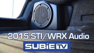 2015 WRX/STI Complete Sound Solution