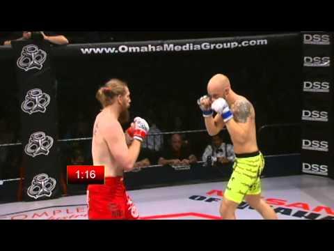 VFC 41 (Fight 11) Tim Bazer vs. Brandon Pfannenstiel