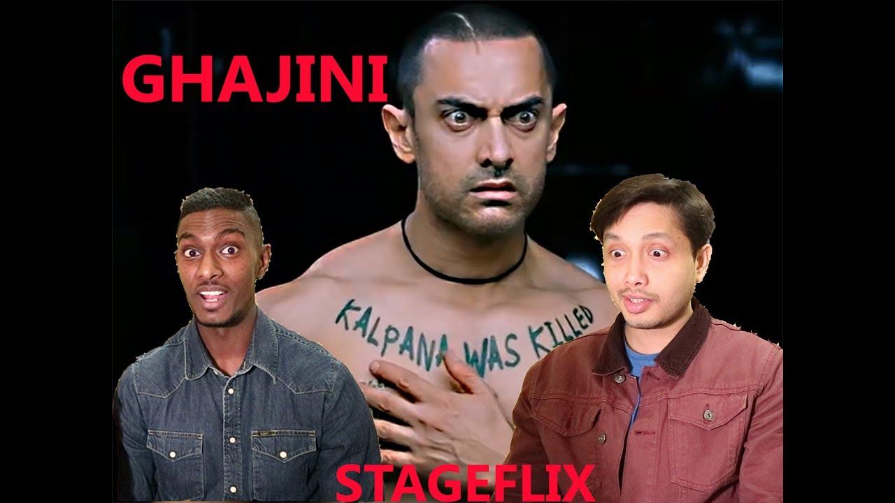 11cdac366b1f Ghajini Scene Reaction