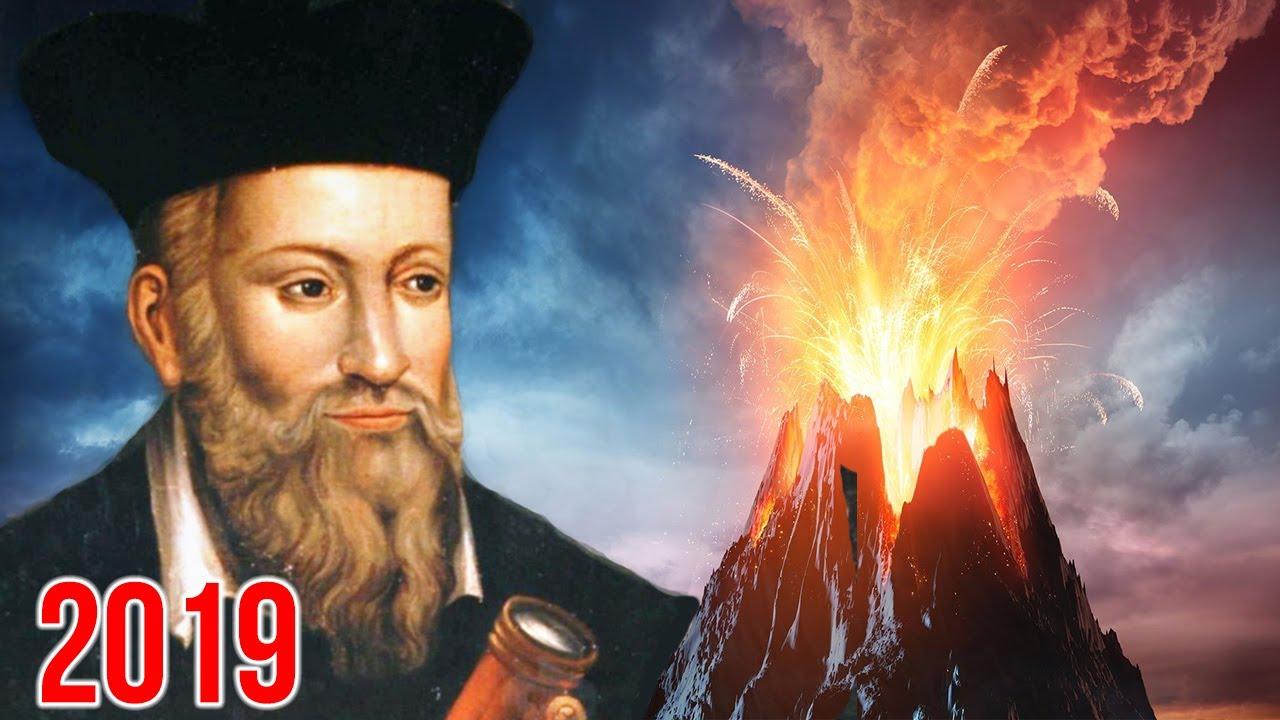 Nostradamus Had Grim Prediction For Yellowstone Volcano