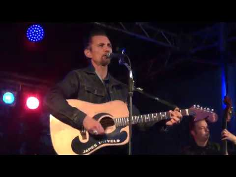James Intveld and The Honky Tonk Palominos - Rockabilly Deluxe Festival  luxembourg 2017