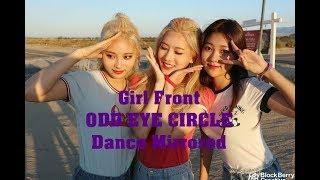 Girl Front Dance Mirrored (LOONA ODD EYE CIRCLE) | TongTongTv
