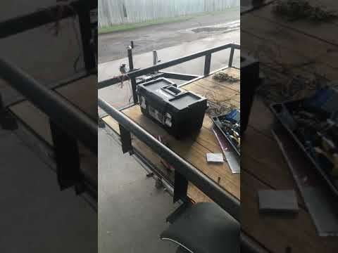 Swapping from a 4 wire to a 5 wire on a trailer