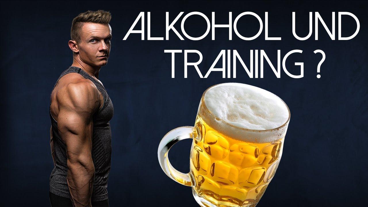 Alkohol Training