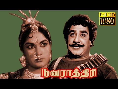 Tamil Full Movie Navarathiri | Sivaji,Savitri | Superhit Classic Movie