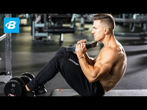 Intense Abs Workout | 30-Day Abs with Abel Albonetti