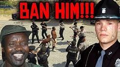 THEY GET sooooo MAD! WANNABE cops! FiveM Gta 5 Roleplay RDM Trolling