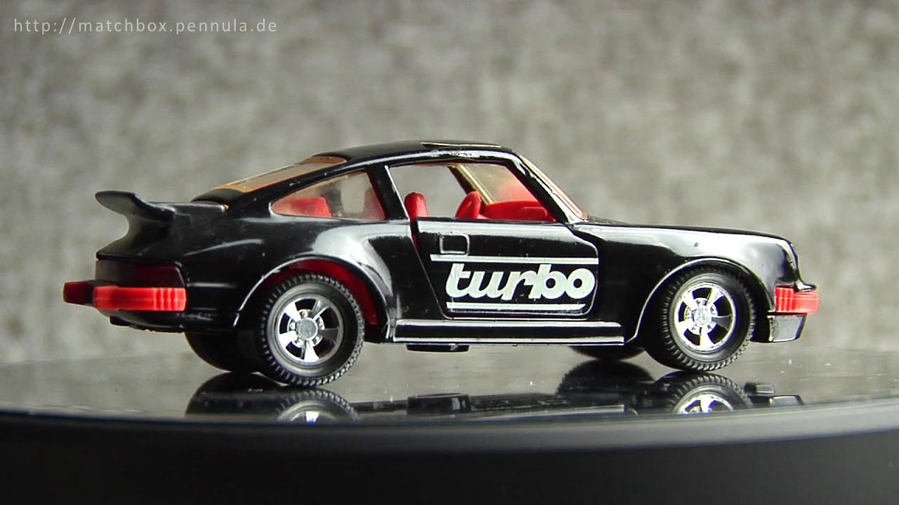 Porsche Turbo Matchbox Super Kings Youtube