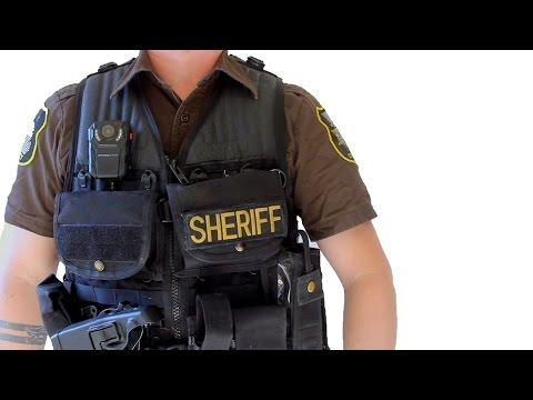 PatrolEyes Ultra SC-DV7 HD 1080P 64GB Police Body Camera
