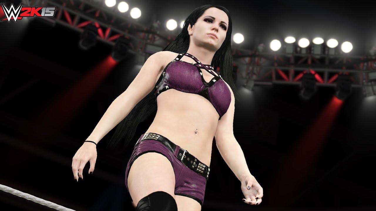Nicole vs the undertaker clip - 4 3