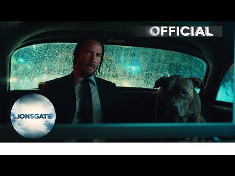 John Wick 3: The puppy love is stronger than ever for Keanu Reeves and his beloved pet pit bull in BRAND NEW clip from 'Parabellum'