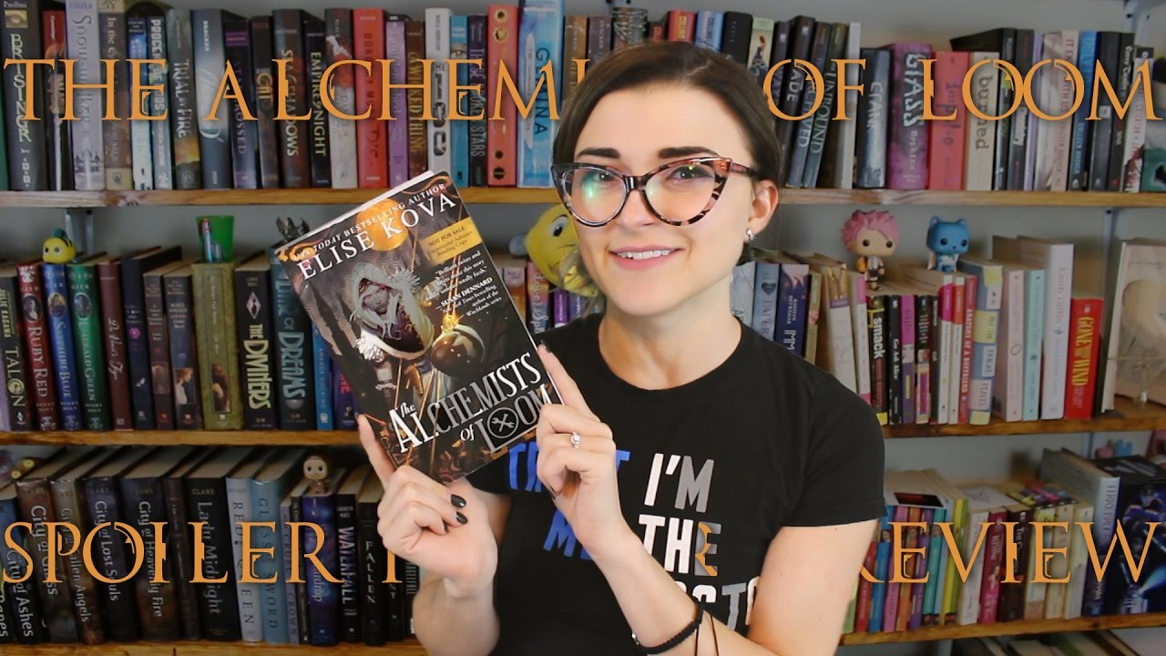 spoiler arc review the alchemists of loom by elise kova spoiler arc review the alchemists of loom by elise kova