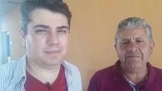 Baixar Candidato deputado federal Izidio dá seu apoio a Fernando Stoppa
