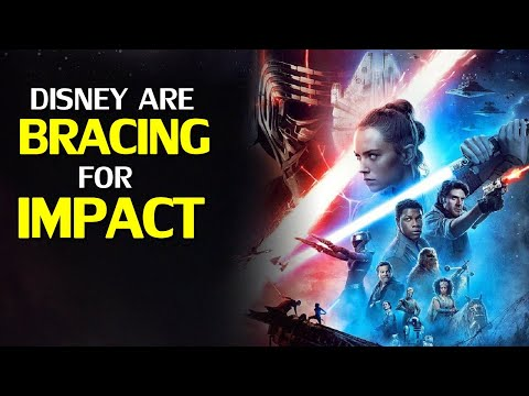 Disney bracing for Impact of possible Star Wars Rise of Skywalker backlash!