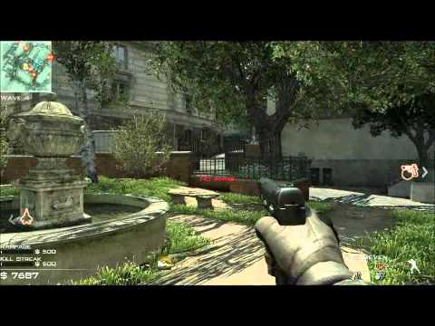 Call of Duty: Modern Warfare 3 Special Ops Survival Resistance [HD]