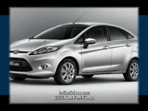 2012 New Ford Fiesta Automatic Sedan