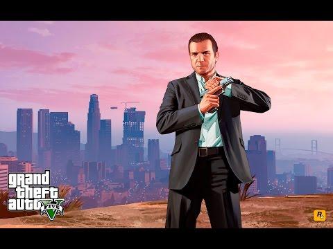 GTA 5 - Auf Shopping-Tour mit Michael ◄#85► Let's Play Grand Theft Auto V | PC Version