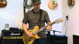 Schroeder Guitars Builder's Choice Bi-wood Chopper Guitar