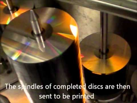 How A CD Is Made