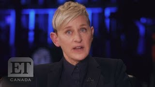 Ellen Details Abuse By Her Stepfather