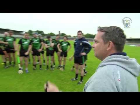 Clare Hurlers Charity Crossbar Challenge