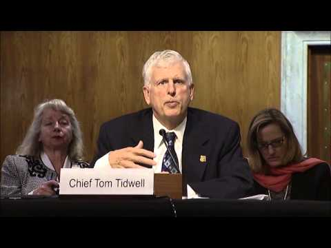 Tom Discusses Funding for Wildfire, Valles Caldera at Subcommittee Hearing on Forest Service Budget