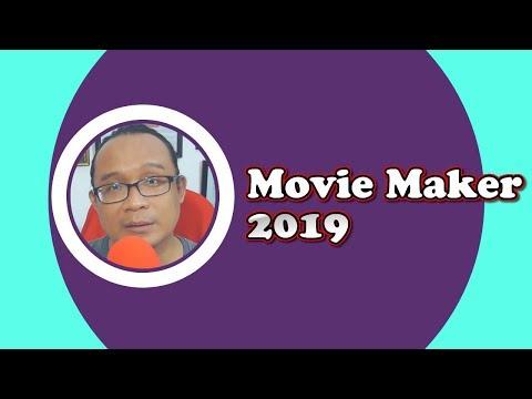 Belajar Movie Maker #3 | Cara Menggabungkan Video Dengan Movie Maker 2019