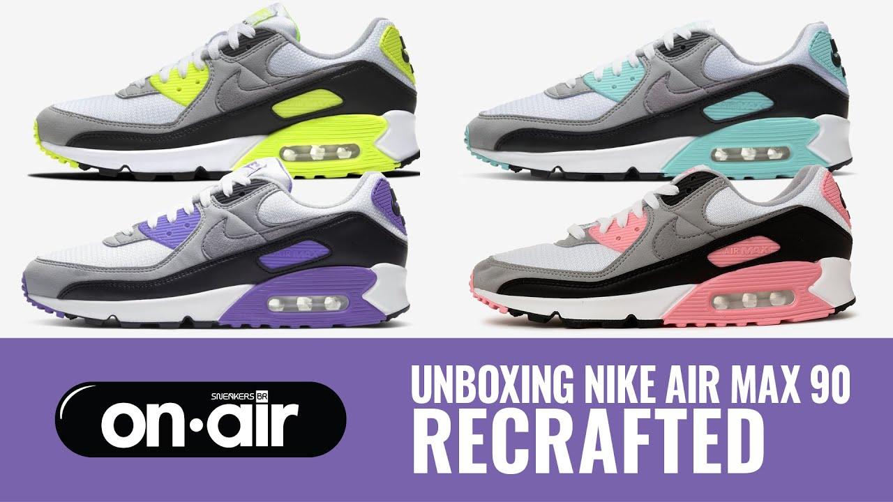 SBROnAIR Vol. 170 - Unboxing Nike Air Max 90
