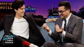 Cole Sprouse & Dan Levy Are Used to Fan Photos