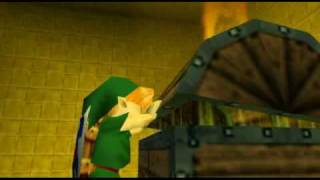 "Legend of Zelda Ocarina of Time Walkthrough 12 (1/5) ""Entering The Shadow Temple"""