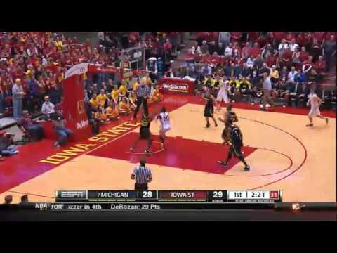 11/17/2013 Michigan vs Iowa State Men